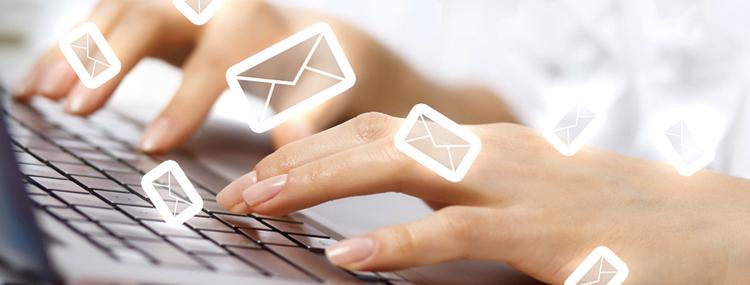Große Dateien versenden per E-Mail aus iscrm